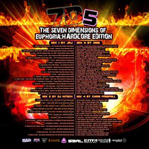 7D Vol. 5 Back Cover A