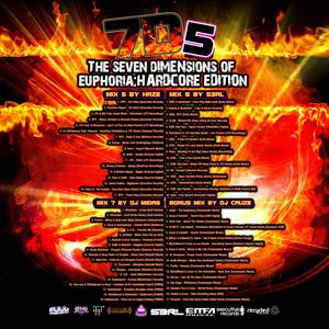 7D Vol. 5 Back Cover B