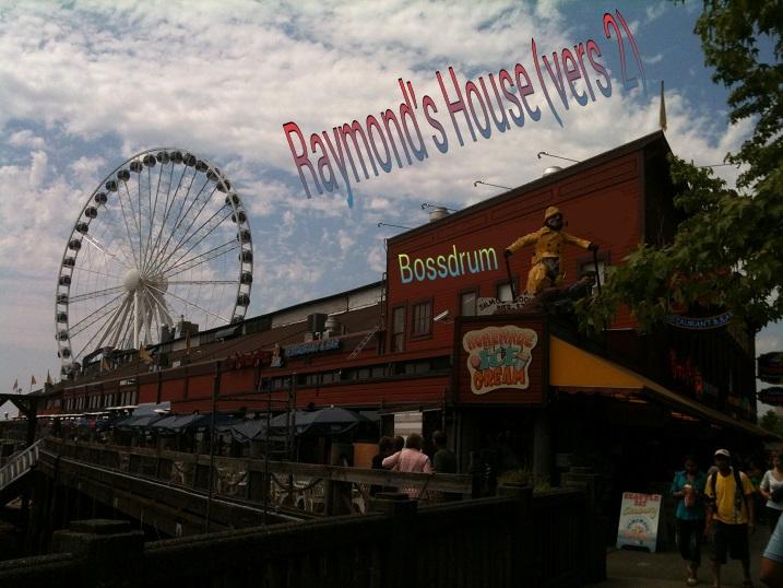 Raymonds House