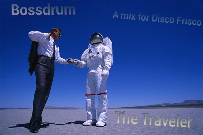 Bossdrum The Traveler Mix