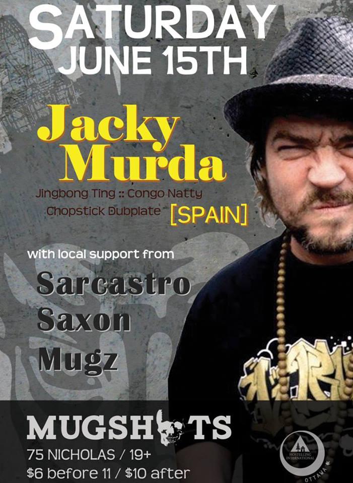 June 15th, 2013 - Soulselecta/KJ613 present Jacky Murda
